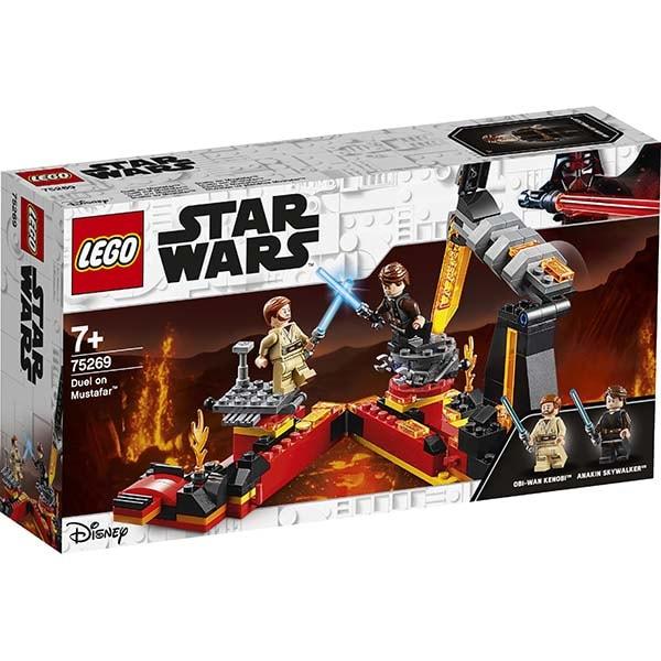 LEGO® Star Wars™ - Duel pe Mustafar 75269 [0]