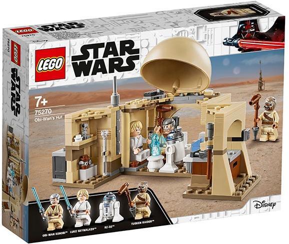 LEGO® Star Wars™ - Coliba lui Obi-Wan 75270 [0]