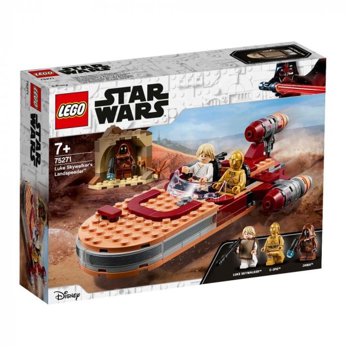 75271 LEGO® Star Wars™: Landspeeder-ul lui Luke Skywalker  [0]