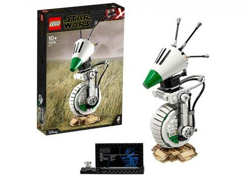 LEGO Star Wars - D-O 75278 [0]