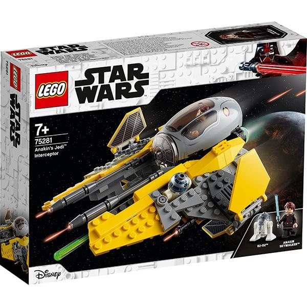 LEGO Star Wars - Interceptorul Jedi al lui Anakin 75281 [0]