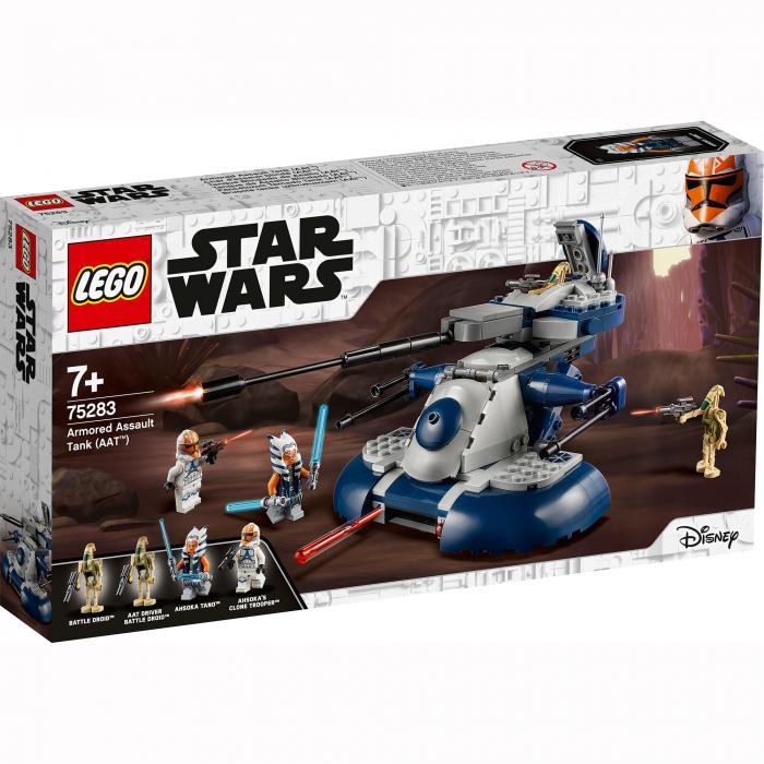 75283 LEGO® Star Wars: Tanc blindat de asalt (AAT) [0]
