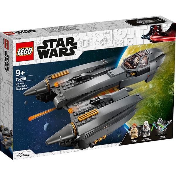 LEGO Star Wars - Starfighter al generalului Grievous 75286 [0]