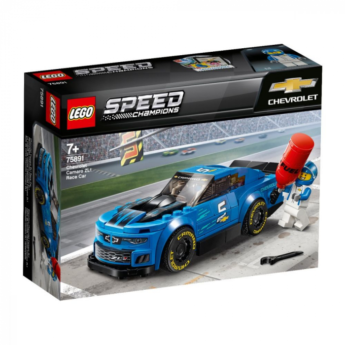 75891 Speed Champions: Mașină de curse Chevrolet Camaro ZL1 [0]