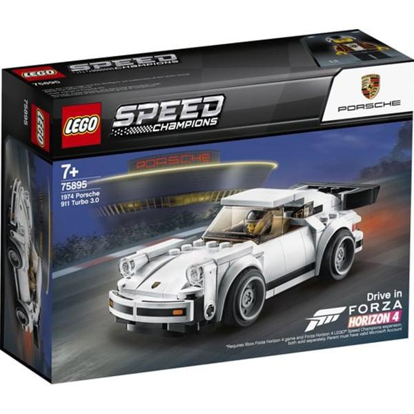 LEGO Speed Champions - 1974 Porsche 911 Turbo 3.0 75895, 180 piese [0]