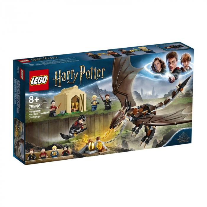 75946 LEGO® Harry Potter TM: Provocarea vrajitoreasca Tintatul Maghiar [0]