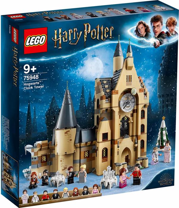 75948 LEGO® Harry Potter TM: Turnul cu ceas Hogwarts  [0]