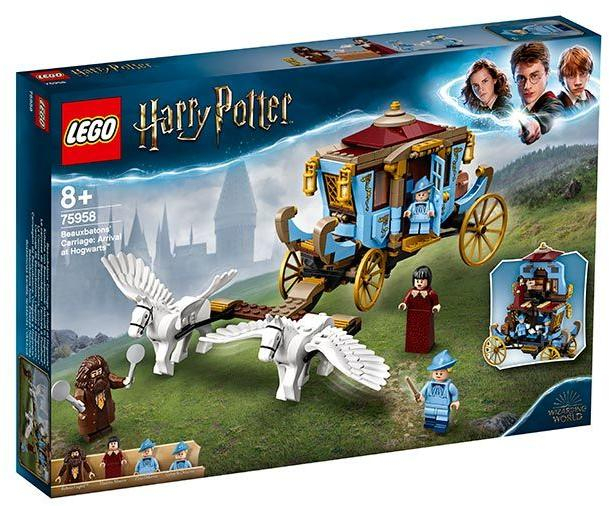 75958 LEGO® Harry Potter TM: Trasura lui Beauxbatons: Sosire la Hogwarts [0]
