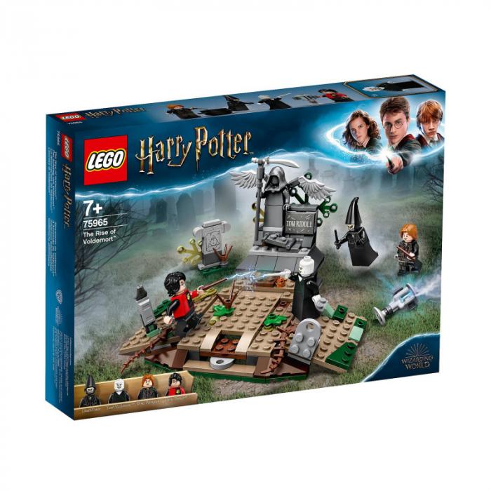 75965 LEGO® Harry Potter TM: Ascensiunea lui Voldemort [0]