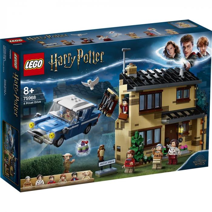 75968 LEGO® Harry Potter™: 4 Privet Drive [0]