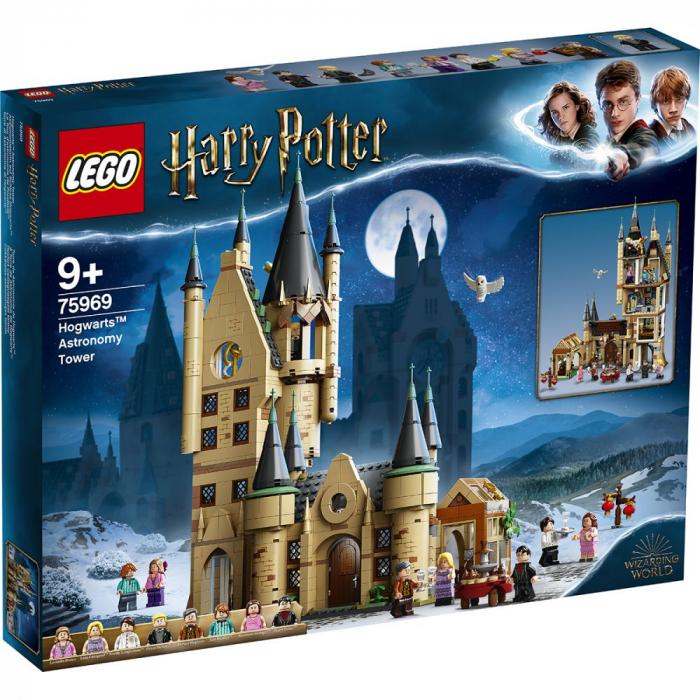 75969 LEGO® Harry Potter™: Turnul de astronomie de la Hogwarts [0]