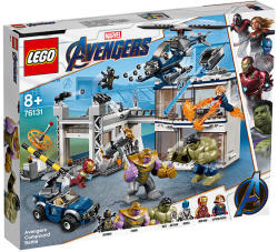 76131 LEGO® Super Heroes: Batalia combinata a Razbunatorilor [0]