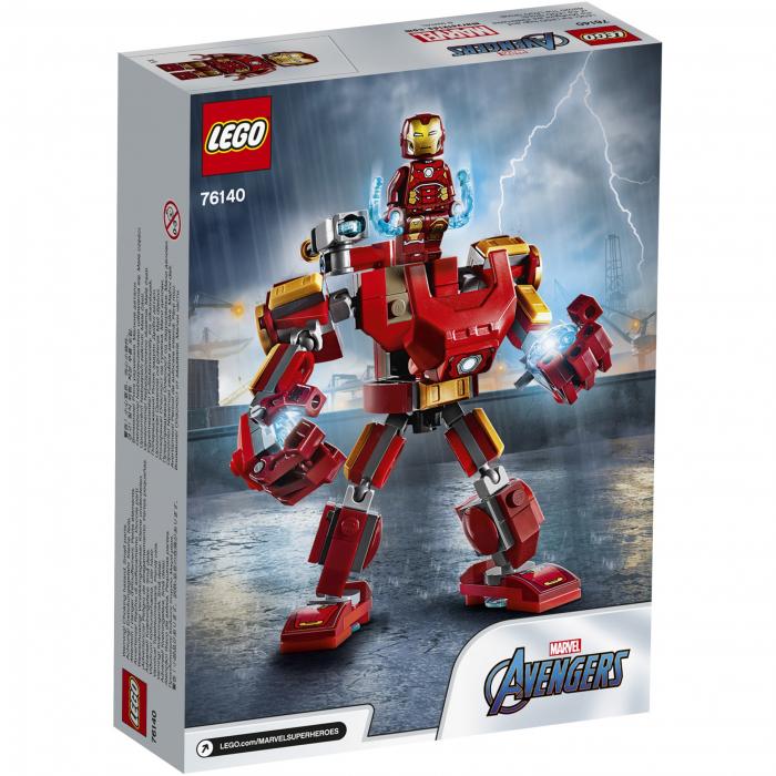 76140 LEGO® Marvel Super Heroes: Robot Iron Man  [0]