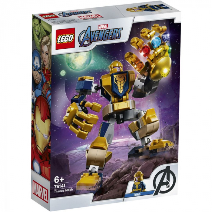 76141 LEGO® Marvel Super Heroes: Robot Thanos [0]