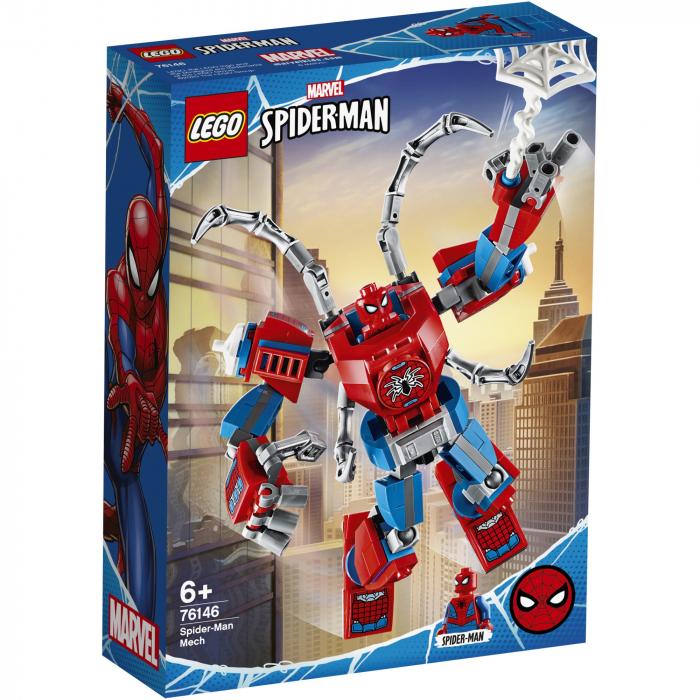 76146 LEGO® Marvel Super Heroes: Robot Spider Man  [0]