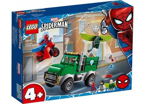 76147 LEGO® Marvel Super Heroes: Vanatoarea Vulturului [0]