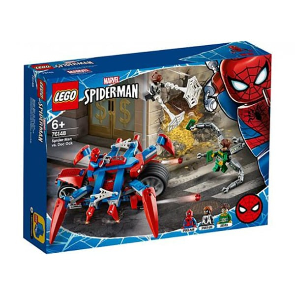76148 LEGO® Marvel Super Heroes: Omul Paianjen contra Doc Ock [0]
