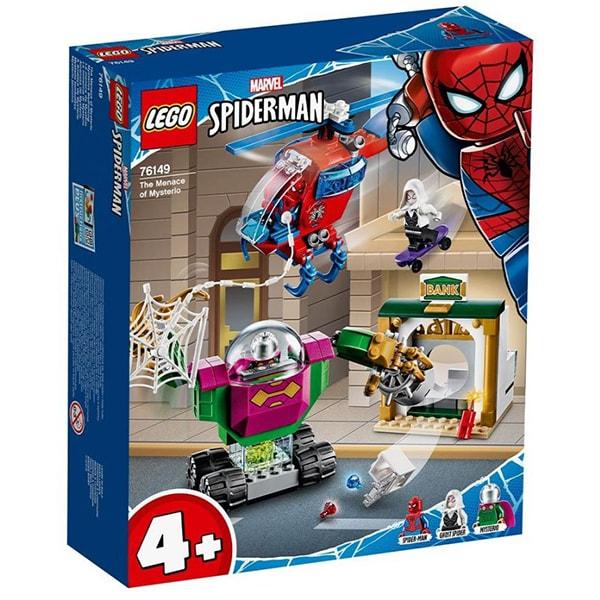 76149 LEGO® Marvel Super Heroes: Amenintarea lui Mysterio [0]