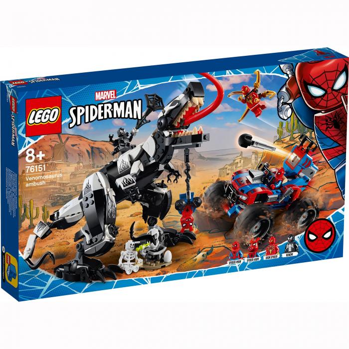 76151 LEGO® Marvel Super Heroes: Ambuscada Venomosaurus [0]