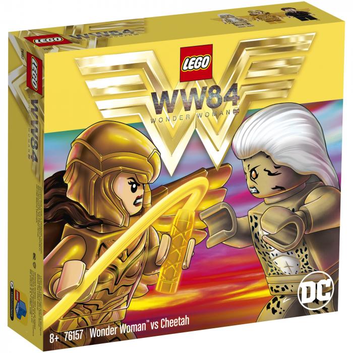 76157 LEGO® Super Heroes DC: Wonder Woman vs Cheetah  [0]