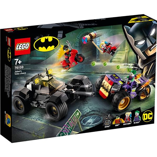 76159 LEGO® DC Super Heroes: Urmarirea lui Joker [0]