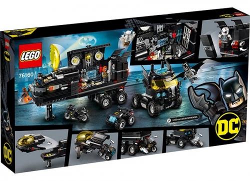 76160 LEGO® DC Super Heroes: Baza mobila a lui Batman [0]
