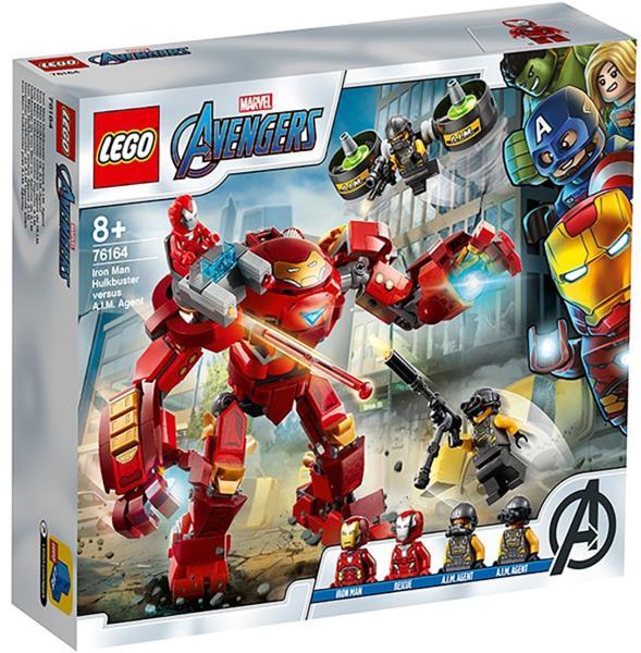 76164 LEGO® Super Heroes: Iron Man Hulkbuster contra AIM. Agent  [0]