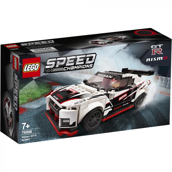76896 LEGO® Speed Champions: Nissan GT-R NISMO  [0]