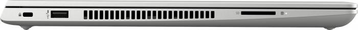 """HP ProBook 450 G7 Notebook Silver 39.6 cm (15.6"""") 1920 x 1080 pixels 10th gen Intel® Core™ i7 16 GB DDR4-SDRAM 1512 GB HDD+SSD NVIDIA® GeForce® MX250 Wi-Fi 6 (802.11ax) Windows 10 Pro [4]"""
