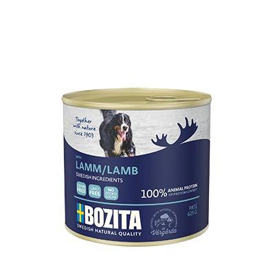 Hrana umeda pentru caini, Bozita®, cu miel, 625 gr [0]