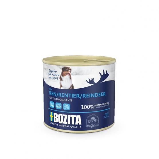 Hrana umeda pentru caini, Bozita®, cu vanat, 625 gr [0]
