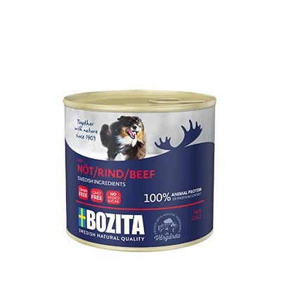 Hrana Umeda pentru caini, Bozita®, cu vita - 625 gr [0]