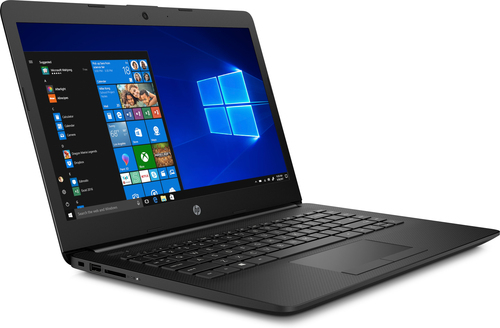 "Laptop HP, 14"", i3 7020U, 8 GB DDR4, 256 GB SSD, Windows 10 Home, Black [2]"
