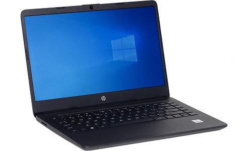 "Laptop HP, 14"", i5 1035G1 (pana la 3.6 GHz), 8 GB DDR4, 512 GB SSD, Windows 10 Home, Black [0]"