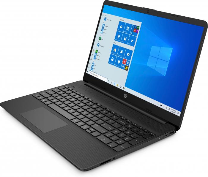 "Laptop HP, 15.6"", AMD Ryzen 3 5300U (pana la 3.8 GHz), 8 GB DDR4, 256 GB SSD, Windows 10 Home, Black [1]"
