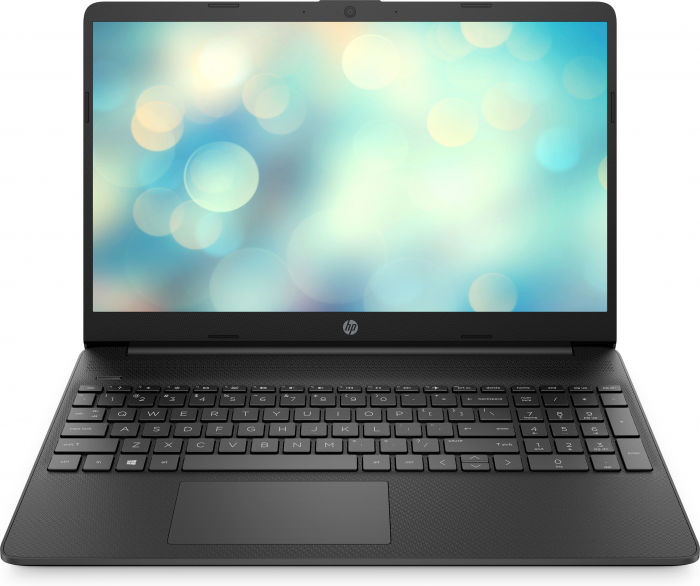 "Laptop HP, 15.6"", AMD Ryzen 5 5500U (pana la 4 GHz), 8 GB DDR4, 512 GB SSD, Free Dos, Black [0]"