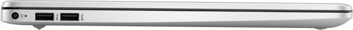 "Laptop HP, 15.6"", AMD Ryzen 5 5500U (pana la 4 GHz), 8 GB DDR4, 512 GB SSD, Free Dos, Silver [5]"