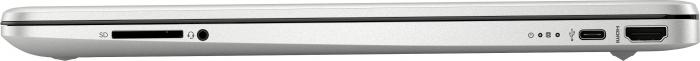 "Laptop HP, 15.6"", AMD Ryzen 5 5500U (pana la 4 GHz), 8 GB DDR4, 512 GB SSD, Free Dos, Silver [3]"
