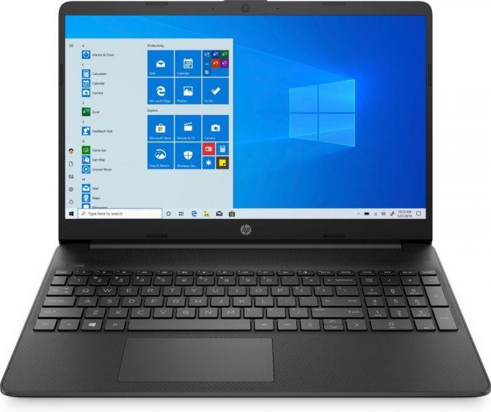 "Laptop HP, 15.6"", i5 1035G1 (pana la 3.6 GHz), 8 GB DDR4, 512 GB SSD, Free Dos, Dark Grey [0]"