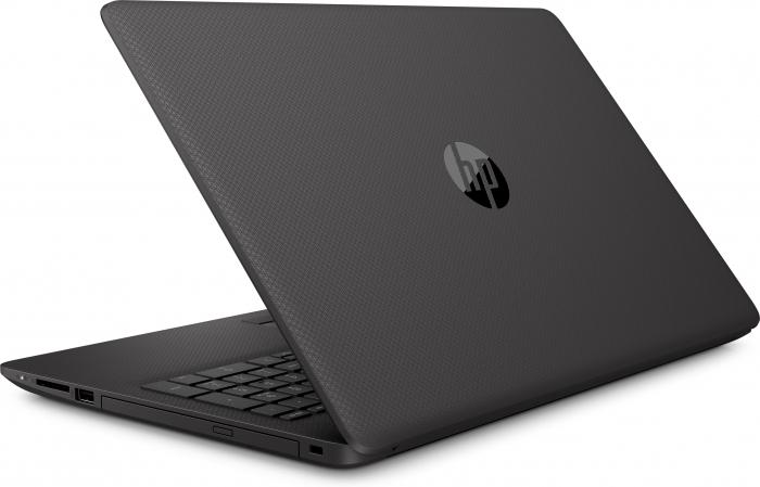 "Laptop HP 250 G7, 15.6"", Intel® Core™ i3 1005G1 (pana la 3.4 GHz), 8 GB DDR4, 256 GB SSD, Free Dos, Black [3]"