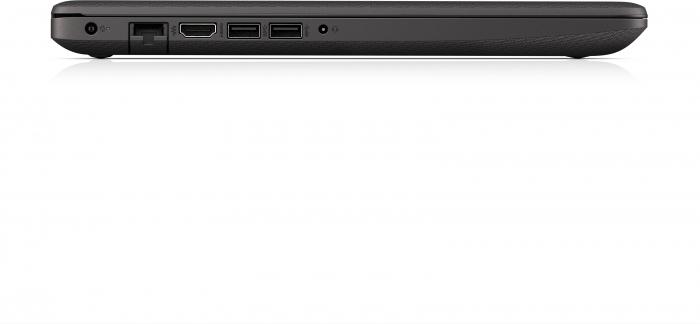 "Laptop HP 250 G7, 15.6"", Intel® Core™ i3 1005G1 (pana la 3.4 GHz), 8 GB DDR4, 256 GB SSD, Free Dos, Black [7]"