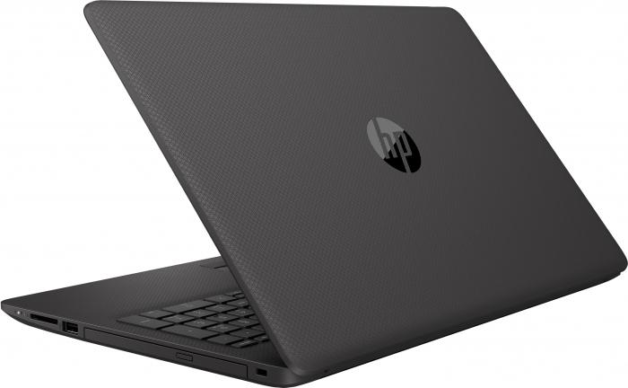 "Laptop HP 250 G7, 15.6"", Intel® Core™ i3 1005G1 (pana la 3.4 GHz), 8 GB DDR4, 256 GB SSD, Free Dos, Black [6]"