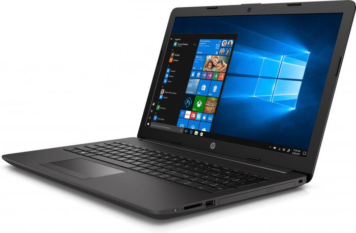 """Laptop HP 255 G7, 15.6"""", AMD Athlon (pana la 3.3 GHz), 8 GB DDR4, 256 GB SSD, Windows 10 Pro, Grey Silver [1]"""