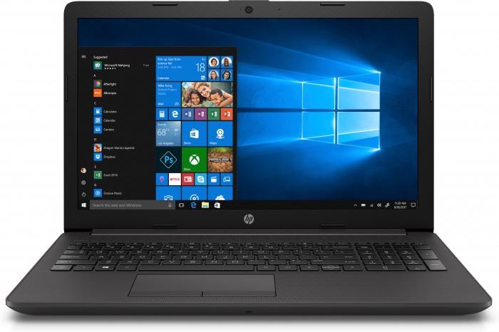 """Laptop HP 255 G7, 15.6"""", AMD Athlon (pana la 3.3 GHz), 8 GB DDR4, 256 GB SSD, Windows 10 Pro, Grey Silver [0]"""