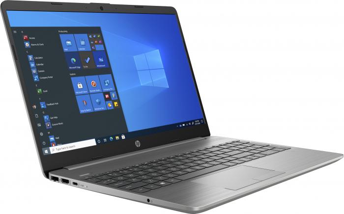 """Laptop HP 255 G8, 15.6"""", AMD Athlon 3050U (pana la 3.2 GHz), 8 GB DDR4, 512 GB SSD, Windows 10 Home, Silver [2]"""