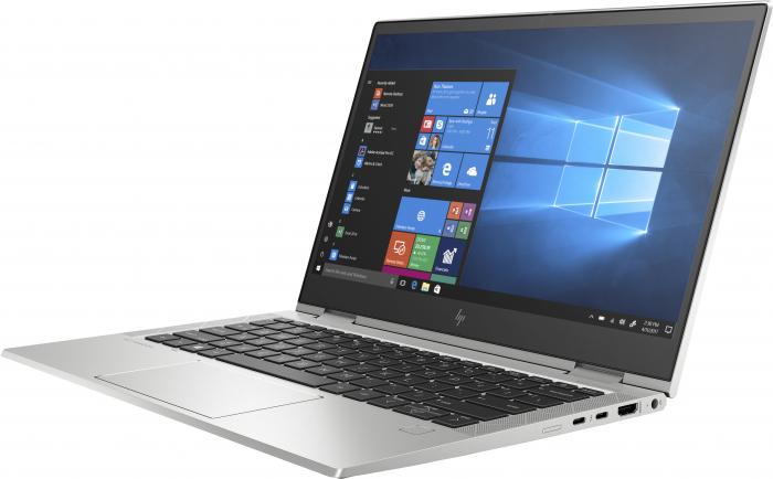 "Laptop HP EliteBook 830 G7, 13.3"" Full HD, i5 10210U (pana la 4.2 GHz), 16 GB RAM, 512 GB SSD, Touchscreen, Windows 10 Pro [1]"
