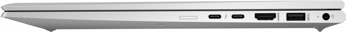 "Laptop HP EliteBook 850 G8, 15.6"" Full HD, i5 1135G7 (pana 4.2 GHz), 16 GB RAM, 512 GB SSD, Windows 10 Pro, Silver [3]"