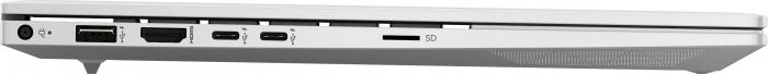"Laptop HP Envy, 15.6"" Full HD, i5 10300H (pana la 4.5 GHz), 16 GB RAM, 1TB SSD, NVIDIA® GeForce GTX 1660 Ti Max-Q 6GB, Windows 10 Home, Silver [3]"
