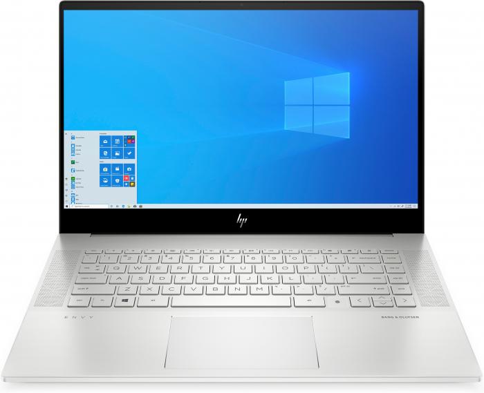 "Laptop HP Envy, 15.6"" Full HD, i5 10300H (pana la 4.5 GHz), 16 GB RAM, 1TB SSD, NVIDIA® GeForce GTX 1660 Ti Max-Q 6GB, Windows 10 Home, Silver [0]"