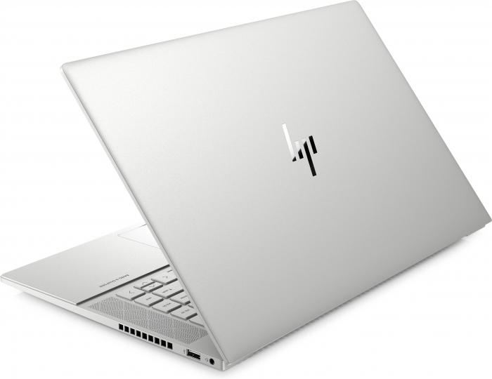 "Laptop HP Envy, 15.6"" Full HD, i5 10300H (pana la 4.5 GHz), 16 GB RAM, 1TB SSD, NVIDIA® GeForce GTX 1660 Ti Max-Q 6GB, Windows 10 Home, Silver [2]"
